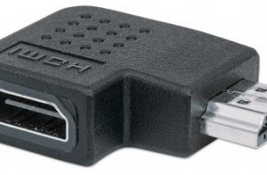 Adaptador HDMI MANHATTAN 353489