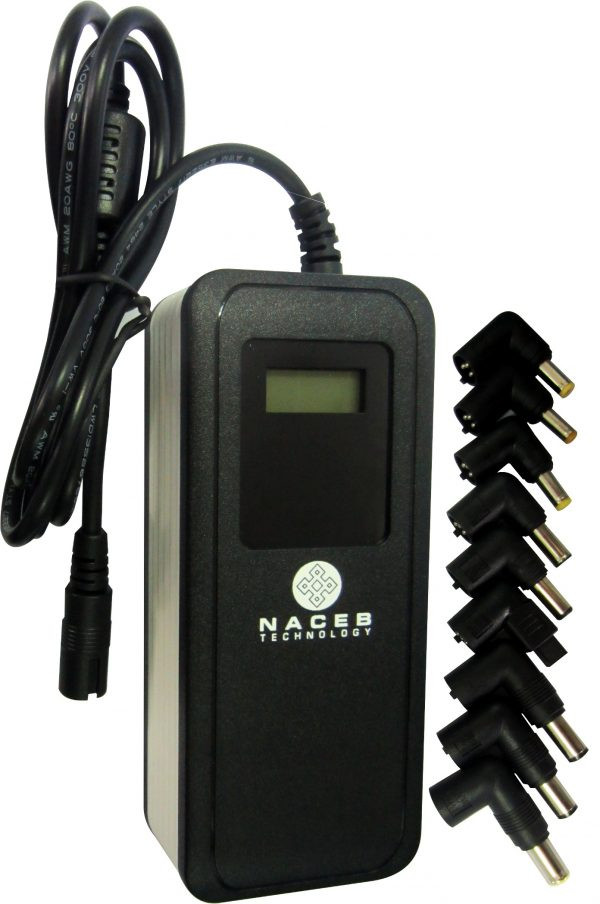Adaptador de Corriente Naceb Technology NA-013