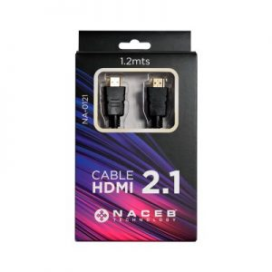 Cable HDMI Naceb Technology NA-0122