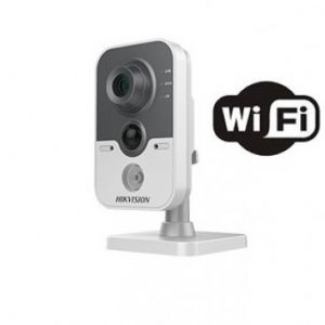 Cámara  Cubo IP HIKVISION DS-2CD2410F-IW