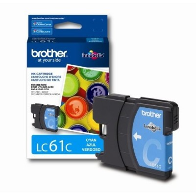 Cartucho BROTHER LC61C