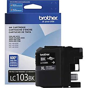 Cartucho BROTHER LC103BK