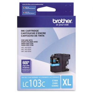 Cartucho BROTHER LC103C