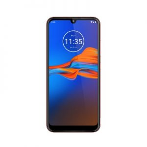 Celular MOTOROLA E6 PLUS 32 GB