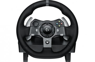 Volante Logitech Gaming G920 DRIVING FORCE