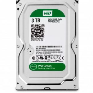 Disco Duro 3TB WESTERN DIGITAL BLUE Recertificado