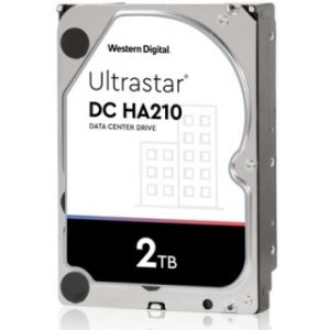 Disco Duro 2TB WESTERN DIGITAL Ultrastar HA210