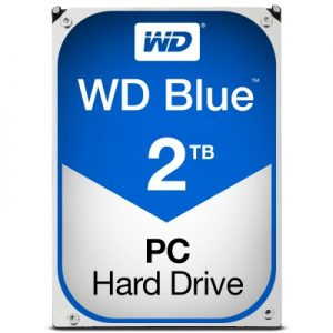 Disco Duro 2TB WESTERN DIGITAL BLUE Recertificado