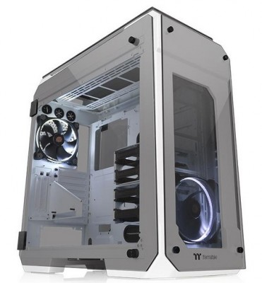 Gabinete Gaming THERMALTAKE View 71 Tempered Glass Snow Edition