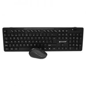 Kit teclado y mouse Naceb Technology NA-0123