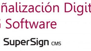Señalizacion Digital Software SuperSign CM LG LWSMB