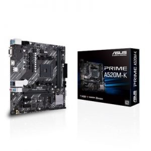 Motherboard ASUS A520M-K