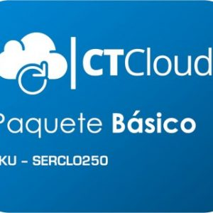 Servidor Virtual en la nube CT Cloud NCSVBACASP