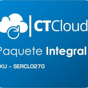 Servidor Virtual en la nube CT Cloud NCSVINTASP