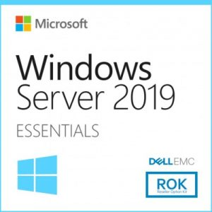 Dell Windows Server  Essentials 2019 ROK DELL 634-BSFZ