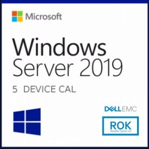 5-PACK DISPOSITIVO CAL 2019 MICROSOFT 623-BBDD