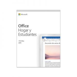 Office Home and Student 2019 MICROSOFT 79G-05028
