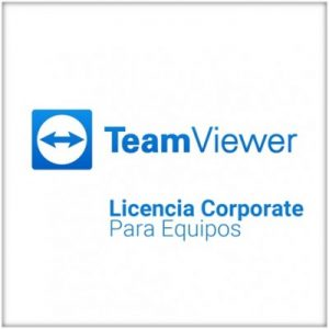 Licencia Corporate TEAMVIEWER S312