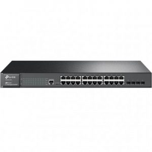 Switch Administrable TP-LINK T2600G-28TS (TL-SG3424)