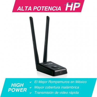 Adaptador USB TP-LINK TL-WN8200ND