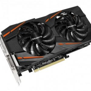 Tarjeta de Video Gaming GIGABYTE GV-RX580GAMING-8GD